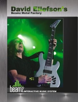David Ellefson - Beamz Metal Factory