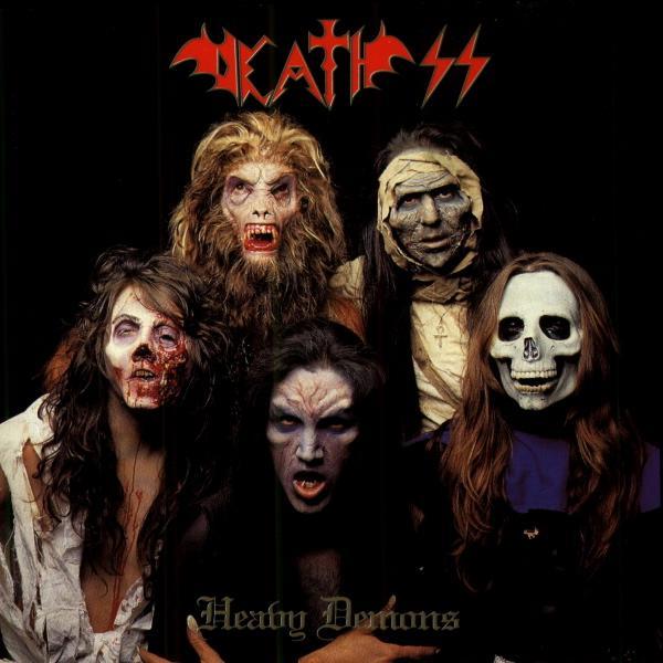 Death SS - Heavy Demons