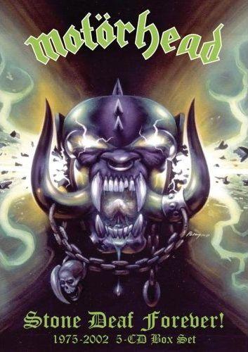 Motörhead - Stone Deaf Forever!