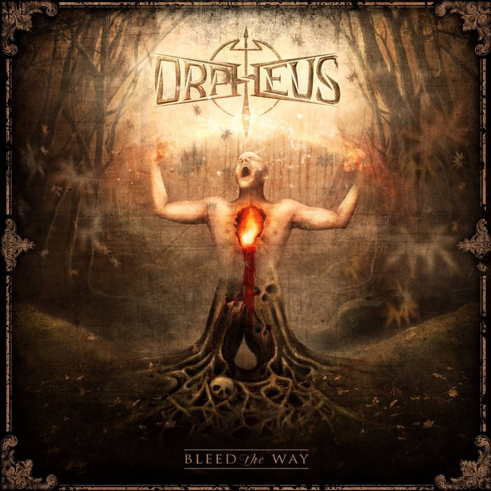 Orpheus Omega - Bleed the Way
