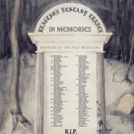R.E.T. - In Memories