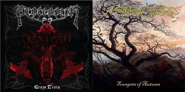Procession / Mountain Throne - Crazy Train / Trumpets of Autumn