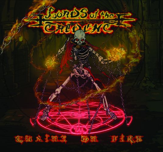 Lords of the Trident - Chains on Fire