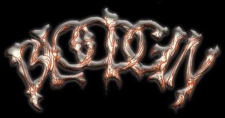 Bloodgin - Logo