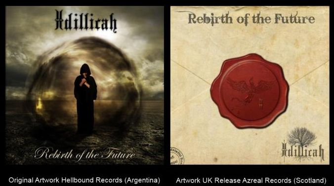 Idillicah - Rebirth of the Future
