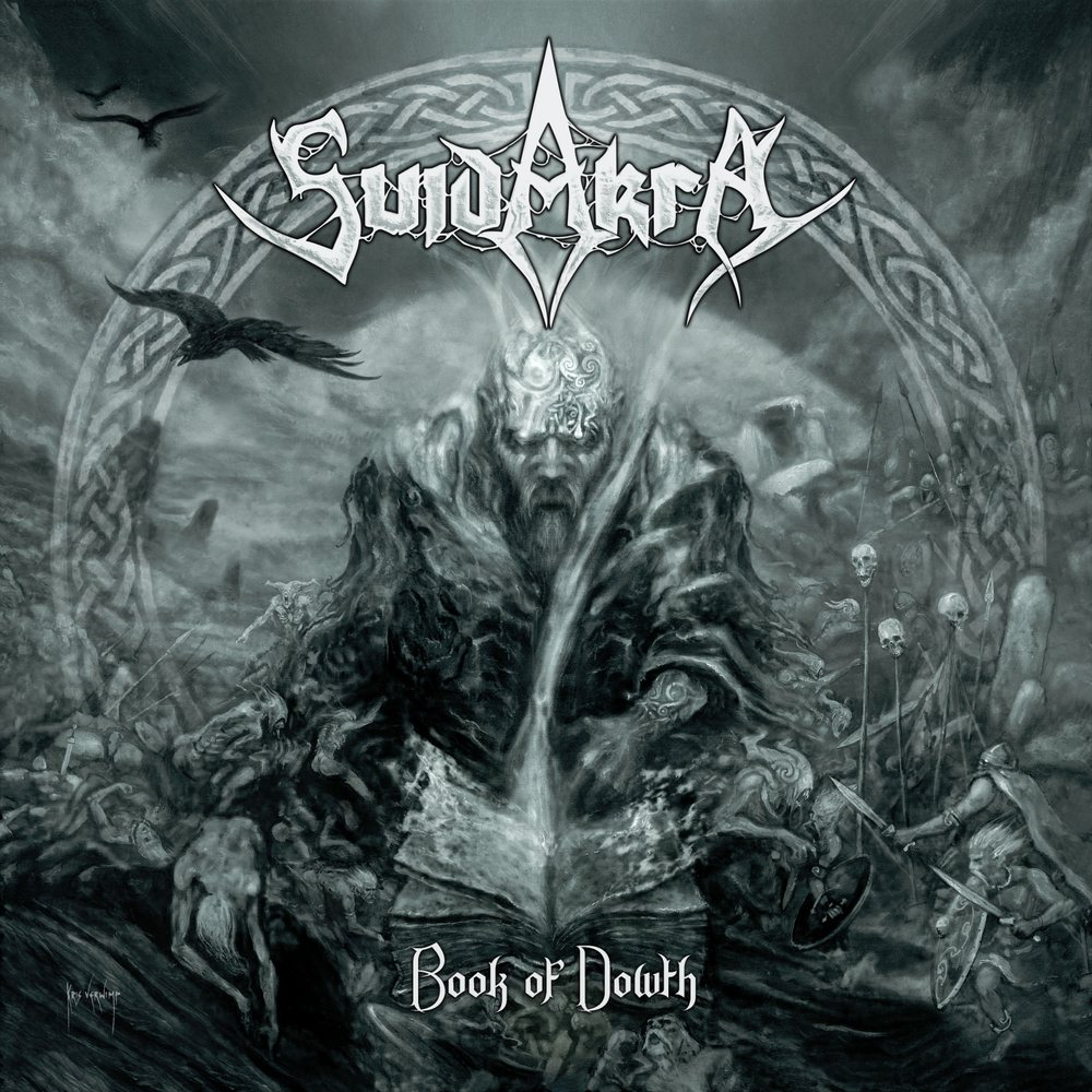 Cover of Suidakra - The Book Of Dowth