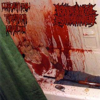 Psychotic Homicidal Dismemberment - Congenital Interior Defects / Psychotic Homicidal Dismemberment