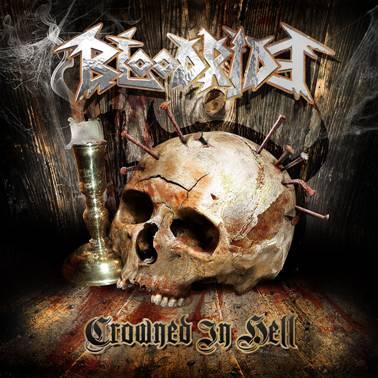 Bloodride - Crowned in Hell