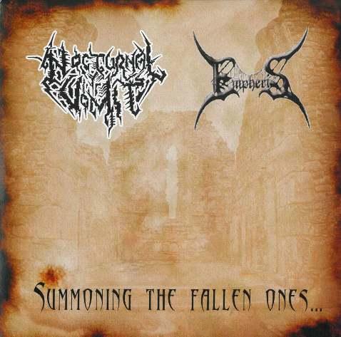 Nocturnal Vomit / Empheris - Summoning the Fallen Ones