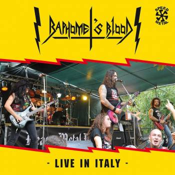 Baphomet's Blood - Live in Italy