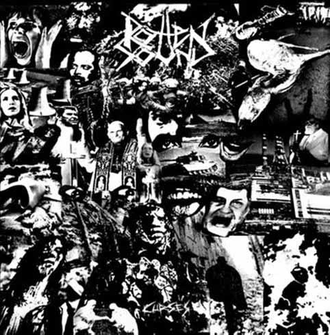 Rotten Sound - Curses