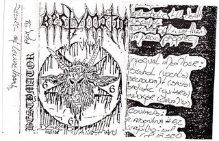 Bestymator - Desire of Leviaethan