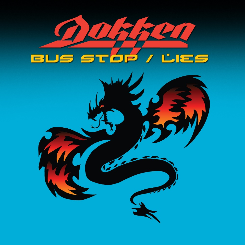 Dokken - Bus Stop / Lies