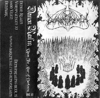 Demon Realm - Upon the Altar of Darkness
