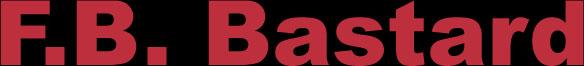 F.B. Bastard - Logo
