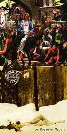 Grand Belial's Key / Chemin de Haine - Hobo of Aramaic Tongues / Le Royaume Maudit