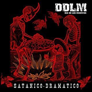 Dia de los Muertos - Satánico dramático