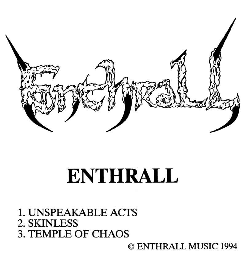 Enthrall - Enthrall