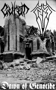 Lys / Gurut - Dawn of Genocide