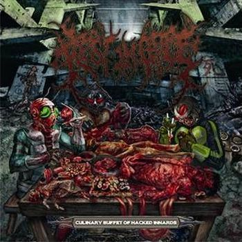 Rest in Gore - Culinary Buffet of Hacked Innards