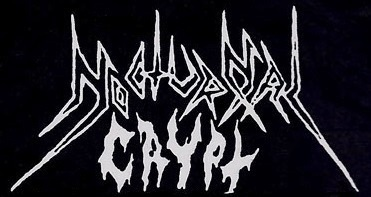 Nocturnal Crypt - Logo