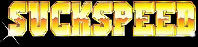 Suckspeed - Logo