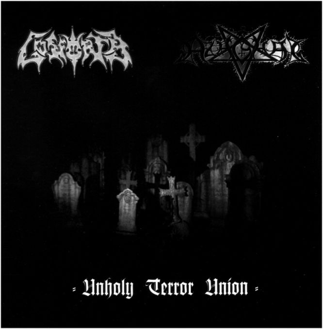 Azaghal / Gosforth - Unholy Terror Union