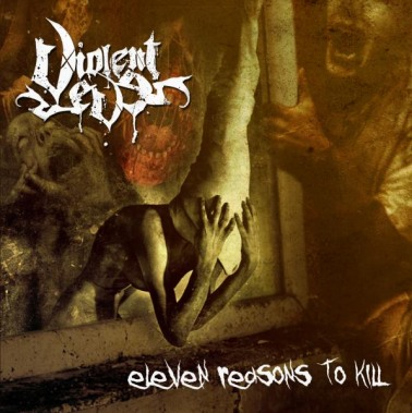 Violent Eve - Eleven Reasons to Kill