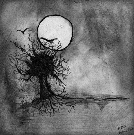 Nuit Noire / Koukol / Lenhador / Matar - Dead Tree