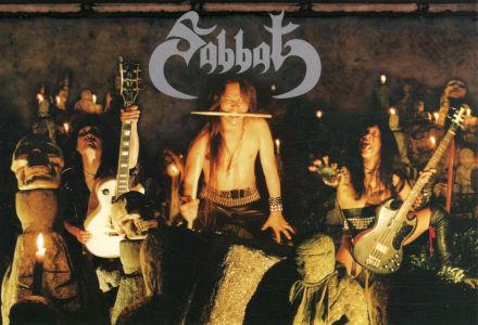 Sabbat - Sabbatical Visionslaught