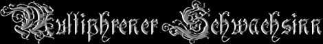 Multiphrener Schwachsinn - Logo