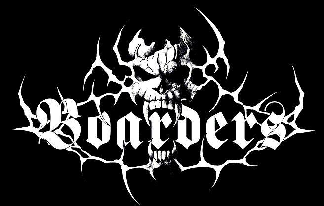 Boarders - Logo