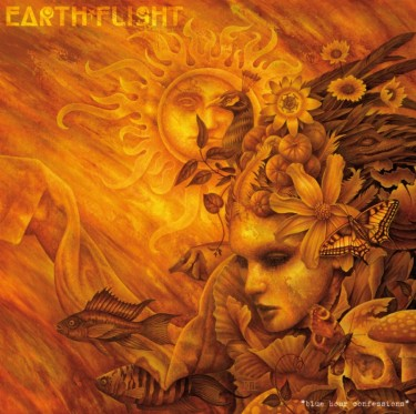 Earth Flight - Blue Hour Confessions