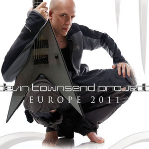 Devin Townsend Project - European Tour