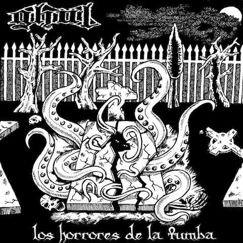 Ghül - Los horrores de la tumba