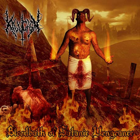 Killgasm - Bloodbath of Satanic Vengeance
