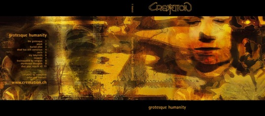 Cremation - Grotesque Humanity