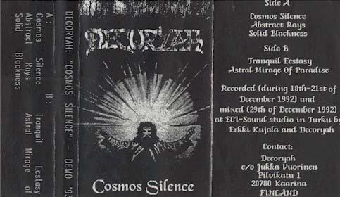 Decoryah - Cosmos Silence