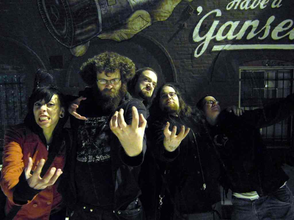 Recently Vacated Graves: True Zombie Metal - Photo