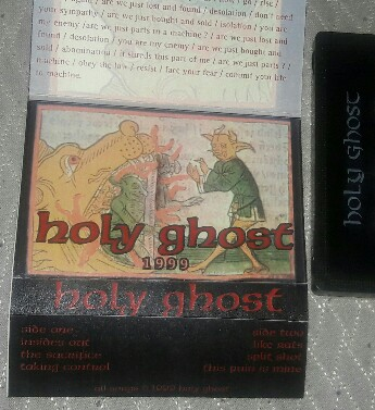 Holy Ghost - Holy Ghost 1999