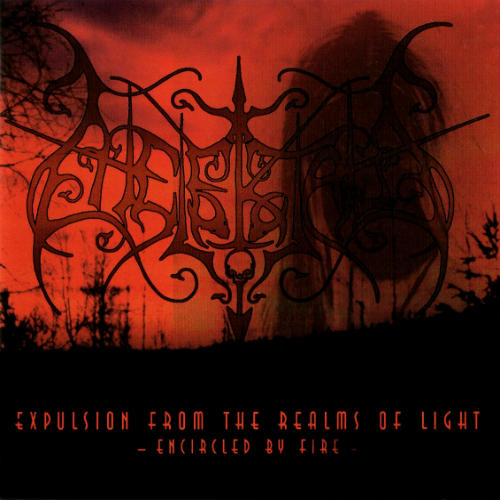 Melek Taus - Expulsion from the Realms of Light - Encircled by Fire -
