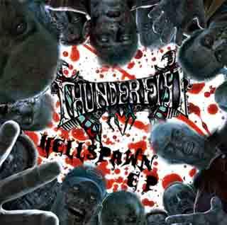 Thunderfist - Hellspawn E.P.