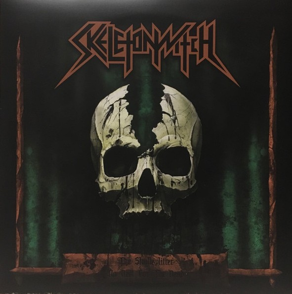 Skeletonwitch - The Skullsplitter / No Rest for the Dead