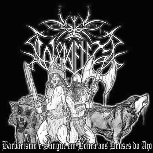 Wodanaz - Barbarismo e Sangue em Honra aos Deuses do Aço