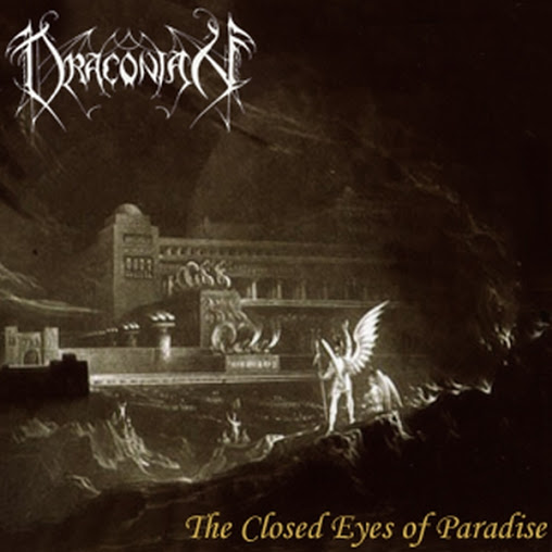 Draconian - The Closed Eyes of Paradise