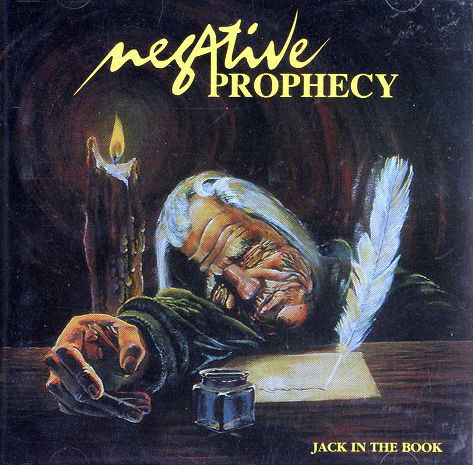 Negative Prophecy - Jack in the Book