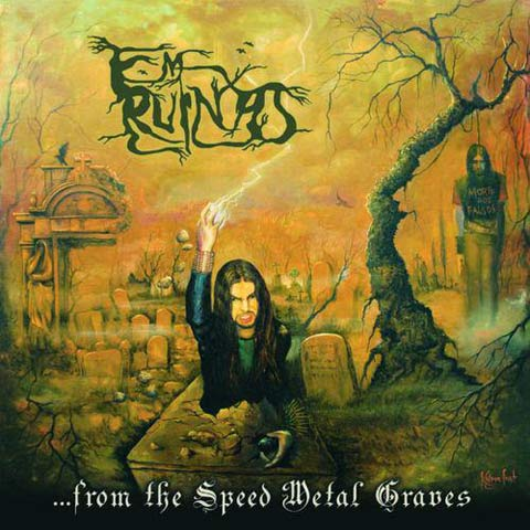 Em Ruínas - ...from the Speed Metal Graves