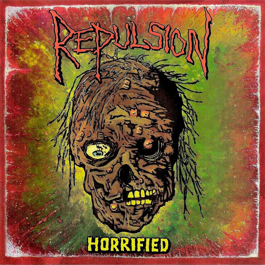 Repulsion - Horrified