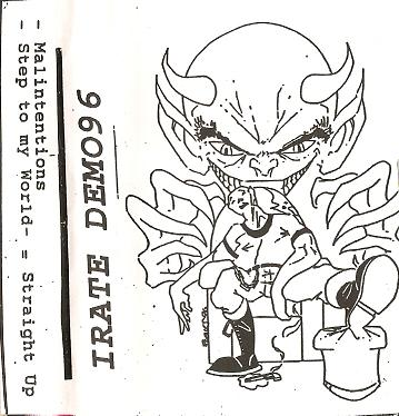 Irate - Demo 1996