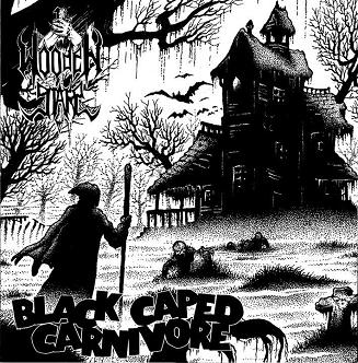 Wooden Stake - Black Caped Carnivore